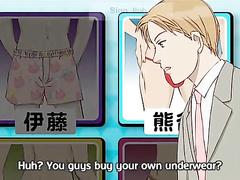 Kachou no Koi / Manager's Love p3 ENG SUB