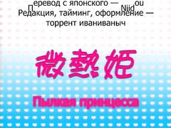 Пылкая принцесса / Binetsu Hime RUS SUB
