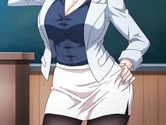 Mesu Kyoushi 4: Kegasareta Kyoudan 2 ENG SUB