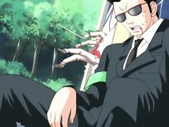 Daiakuji -The Xena Buster- ep3 RUS SUB