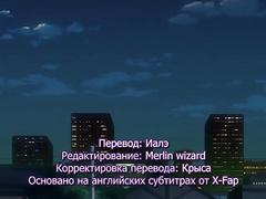Yokorenbo: Immoral Mother ep1 RUS SUB