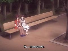 Mahou Shoujo wa Kiss Shite Kawaru RUS SUB