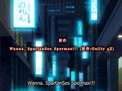 Wanna. SpartanSex Spermax!!! ep1 ENG SUB