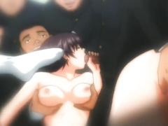 Shin Saishuu Chikan Densha ep3 ENG SUB