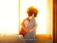 Kanojo ga Mimai ni Konai Wake ep3 RUS SUB