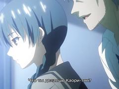 Gakuen Shinshoku: XX of the Dead ep2 RUS SUB