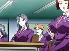 Saimin Ryoujoku Gakuen 催眠凌辱学園 ep3