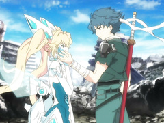 Busou Shoujotai: Blade Briders RUS DUB