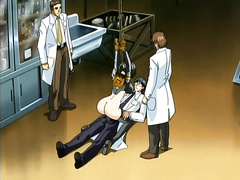 Kangoku: Injoku no Jikkentou ep1 ENG DUB