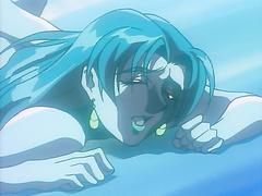 Shin Reyon Densetsu: Shikkoku no Majin ENG DUB