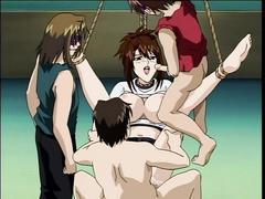 Daraku: Onna Kyoushi Hakai 堕落 ~女教師破壊~ ep2