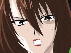 Daraku: Onna Kyoushi Hakai ep3 ENG SUB