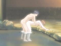 Spa of Love / Ryoujoku Hitozuma Onsen ep2 ENG