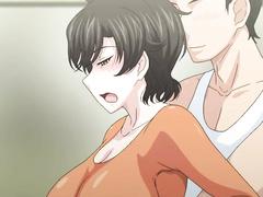 Hitozuma, Mitsu to Niku ep1 ENG SUB