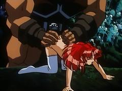 Mahou Shoujo Meruru ep1 ENG DUB