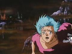 Choujin Densetsu Urotsukidouji ep3 ENG SUB