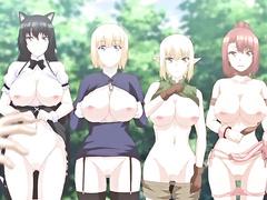 Isekai Harem Monogatari 異世界ハーレム物語 ep4